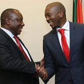 Mmusi Maimane says Cyril Ramaphosa had a chance to be a great leader but he's blown it