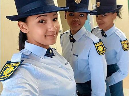 Here Are 15 PICS Of SAPS, CORRECTIONAL SERVICES & SANDF. Which Ones Takes The Cup? Mzansi Is STUNNED