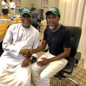 Reno Omokri Wishes Atiku Ahead Of His Birthday Tomorrow. Check Out What He Said About The Former VP.