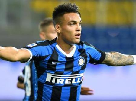 FC Barcelona counterattacks for Lautaro