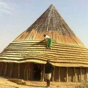 Just See This Beautiful House  Being Constructed By woman As We Celebrate Them