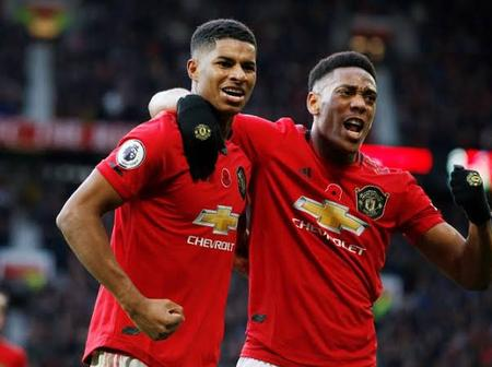 Good news for Manchester united as Key Player return ahead of today's clash