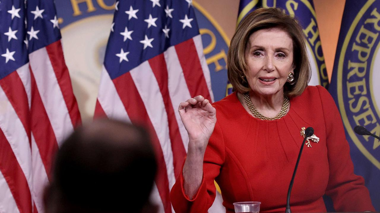 34 GOP Reps Ask Nancy Pelosi to Lift Mask Rule in House Following New CDC Guidelines