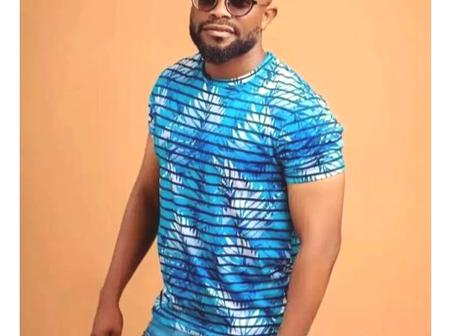 See Pictures Of The Nollywood Actor Okon And How Handsome He Has Become After He Started To Gym