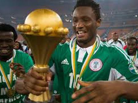Check Out These Incredible Facts About The History Of Football Achievement In Nigeria