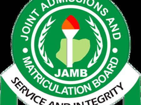 Update For Those Preparing For 2021 JAMB UTME /DE Examination