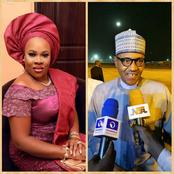 Buhari is a general and I am totally in support of how he has played the game so far - Zara Onyinye
