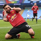 Bruno Fernandes Showing out Great Performance in Manchester United