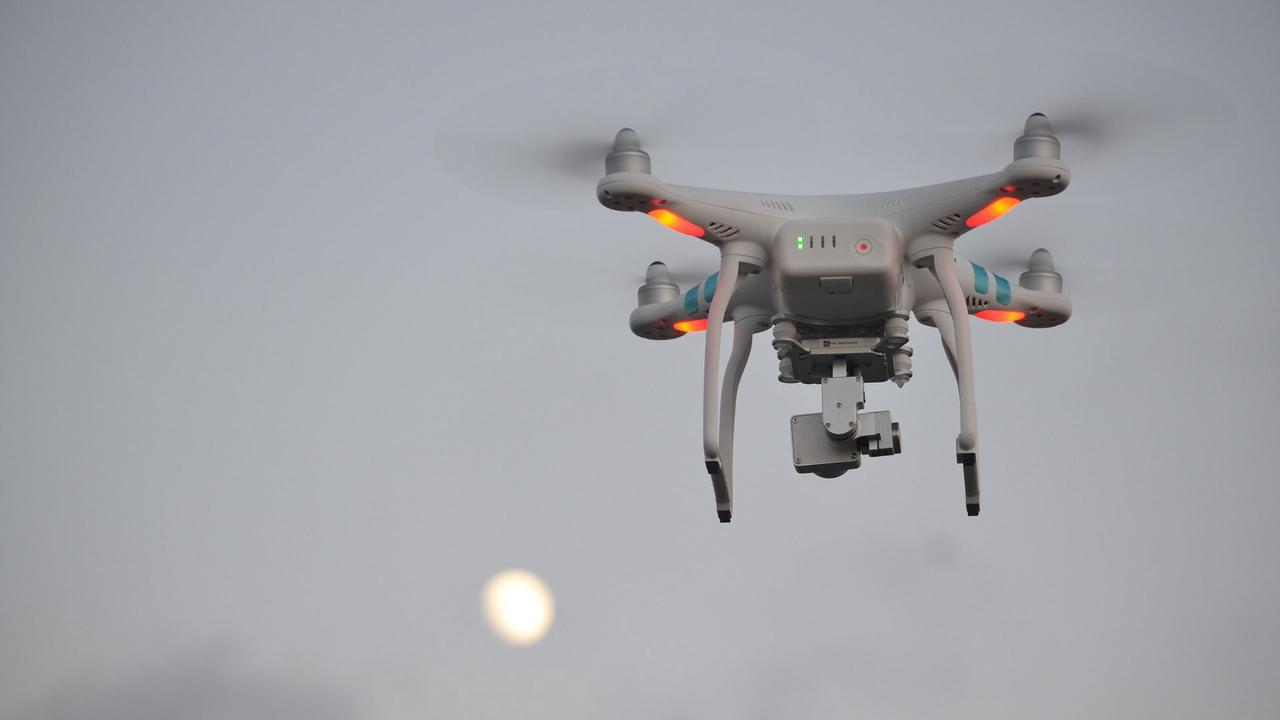 The FAA Just Approved Delivery Drones to Fly Over Your Home at Night