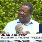 Musalia Mudavadi Blames Kakamega County Gov't Officials For Doing This In Matungu