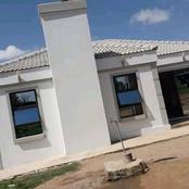She Built This House After Being Inspired by Houses People from Limpopo Build