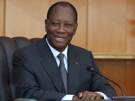 Ouattara très confiant ordonne :