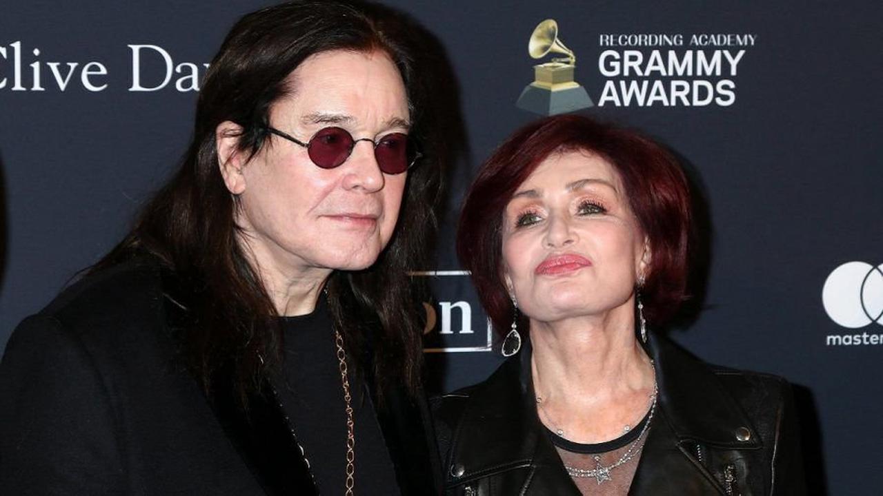 Sharon und Ozzy Osbourne prügelten sich gegenseitig windelweich