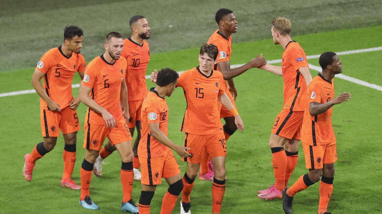 Nordmazedonien gegen Niederlande: EM 2021 morgen live im TV und im Live-Stream    Fußball