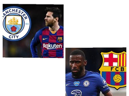 Friday Evening Transfer News & Update: Rudiger, Messi, Sarr & More