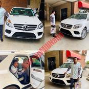 Meet A 22-Year-Old Igbo Boy Who Bought 17 Million Naira Car (Photos)