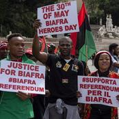The rise and fall of the Biafran Republic