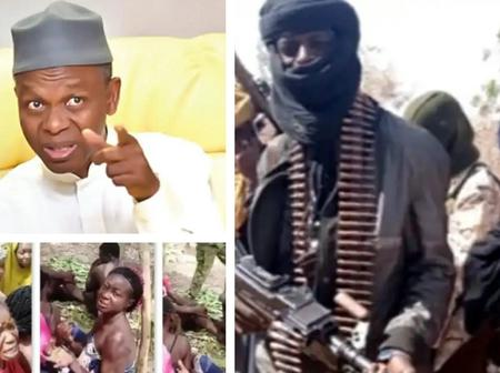 I Would Pray For My Son To Make Heaven If He Gets Kidnapped, I Won't Pay A Ransom- Gov El-Rufai