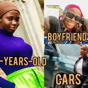 Adedoyin (Taaooma) Is 22 Years Old Today, See Photos Of Her Boyfriend And Cars In 2021
