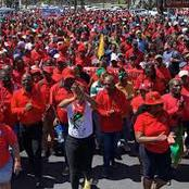 BREAKING NEWS: Public Sector Union Wage Demands Test Credibility of Budget And Ramaphosa Leadership.