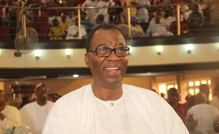 How Otunba Gbenga Daniel Waited for Eight Years to Complete Conference Hotel In Abeokuta #otunba