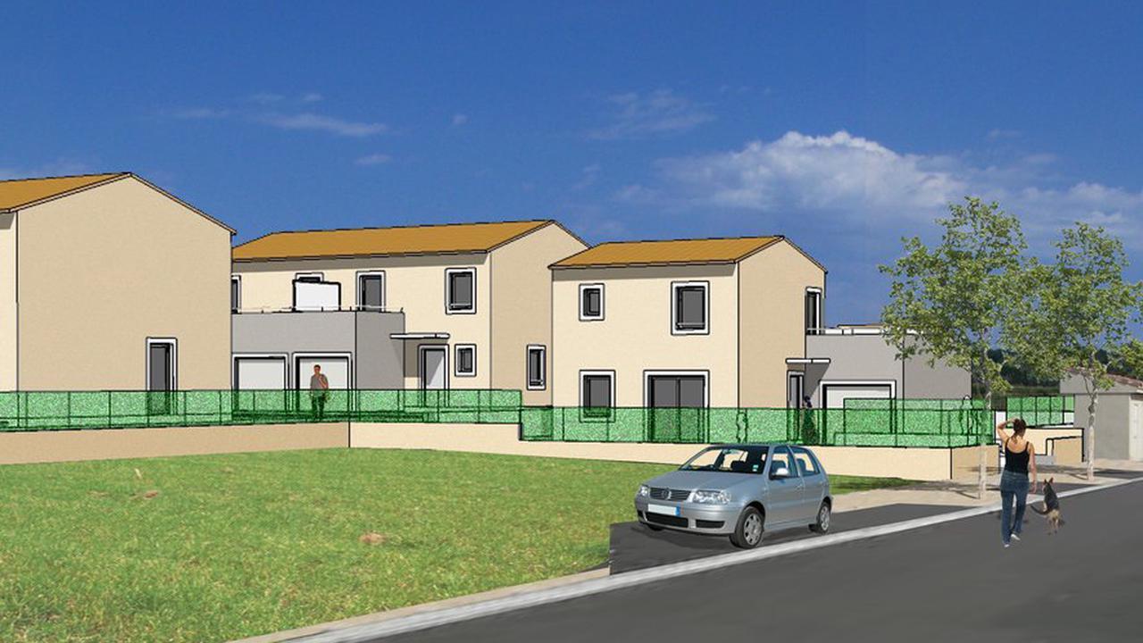 De nouveaux logements sociaux à Saint-Marcel-de-Careiret en 2022