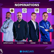 Thomas Tuchel Favourite To Beat Pep Guardiola & Win February 2021 EA Sports Manager of the Month