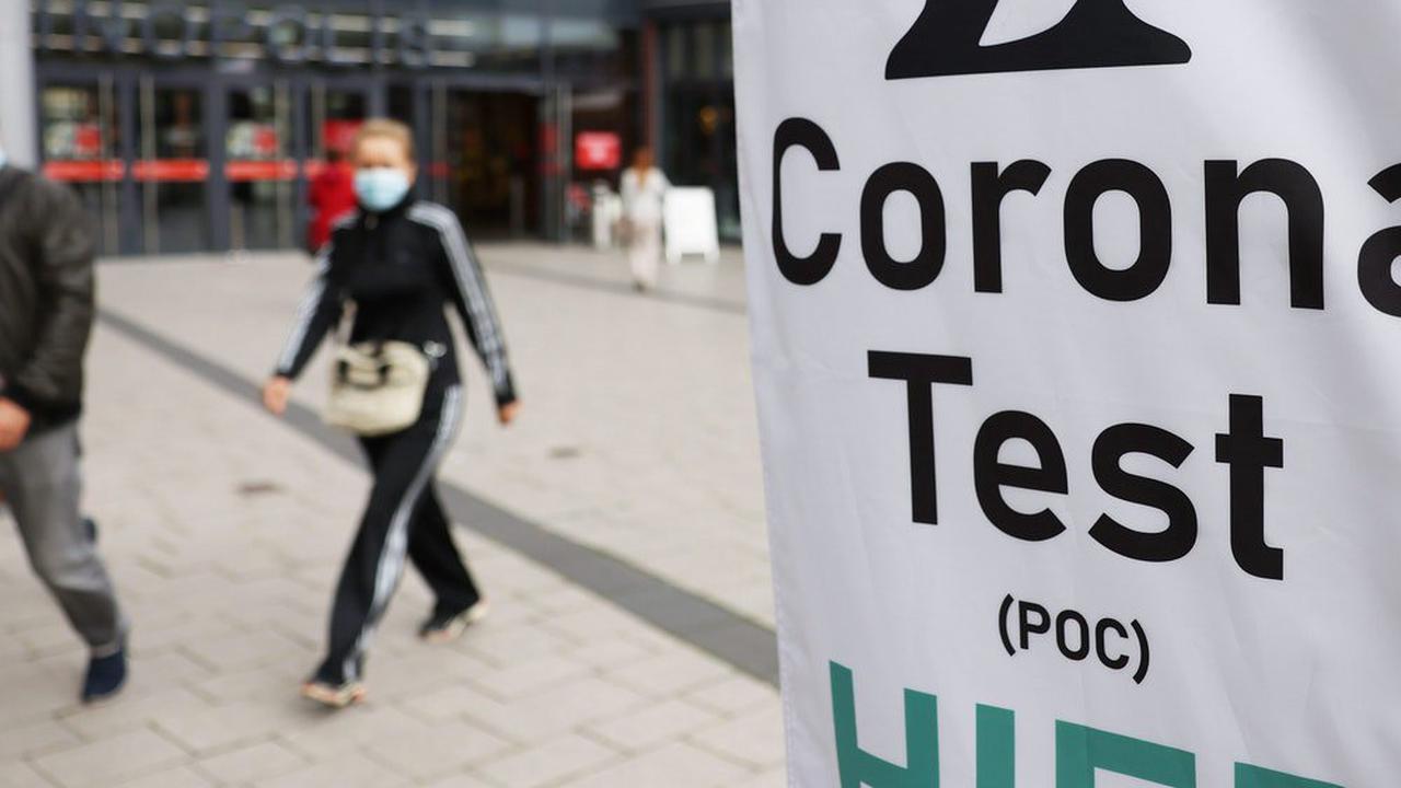 Corona in NRW: Inzidenz erneut gesunken