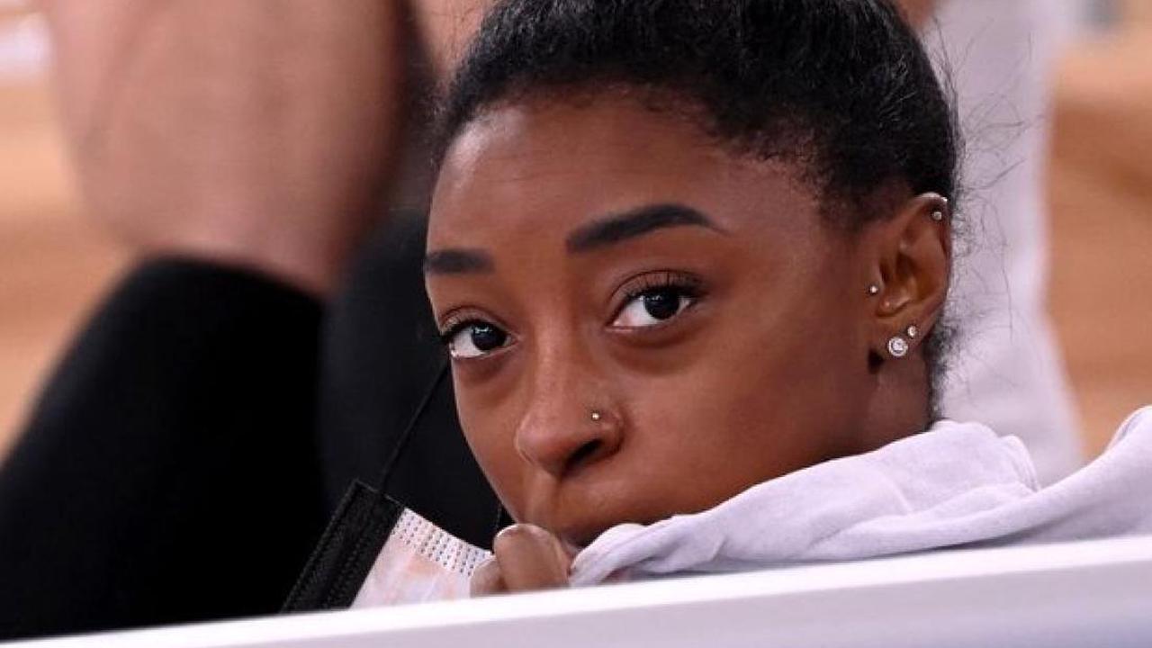 Olympia: Vierte Absage: Biles verzichtet auch auf Boden-Finale