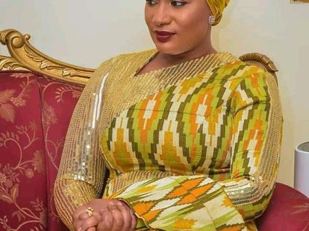 The Wife Of Ghana's Vice President Is An Amazing Dresser, See Some Of Her Best Looks (Photos)