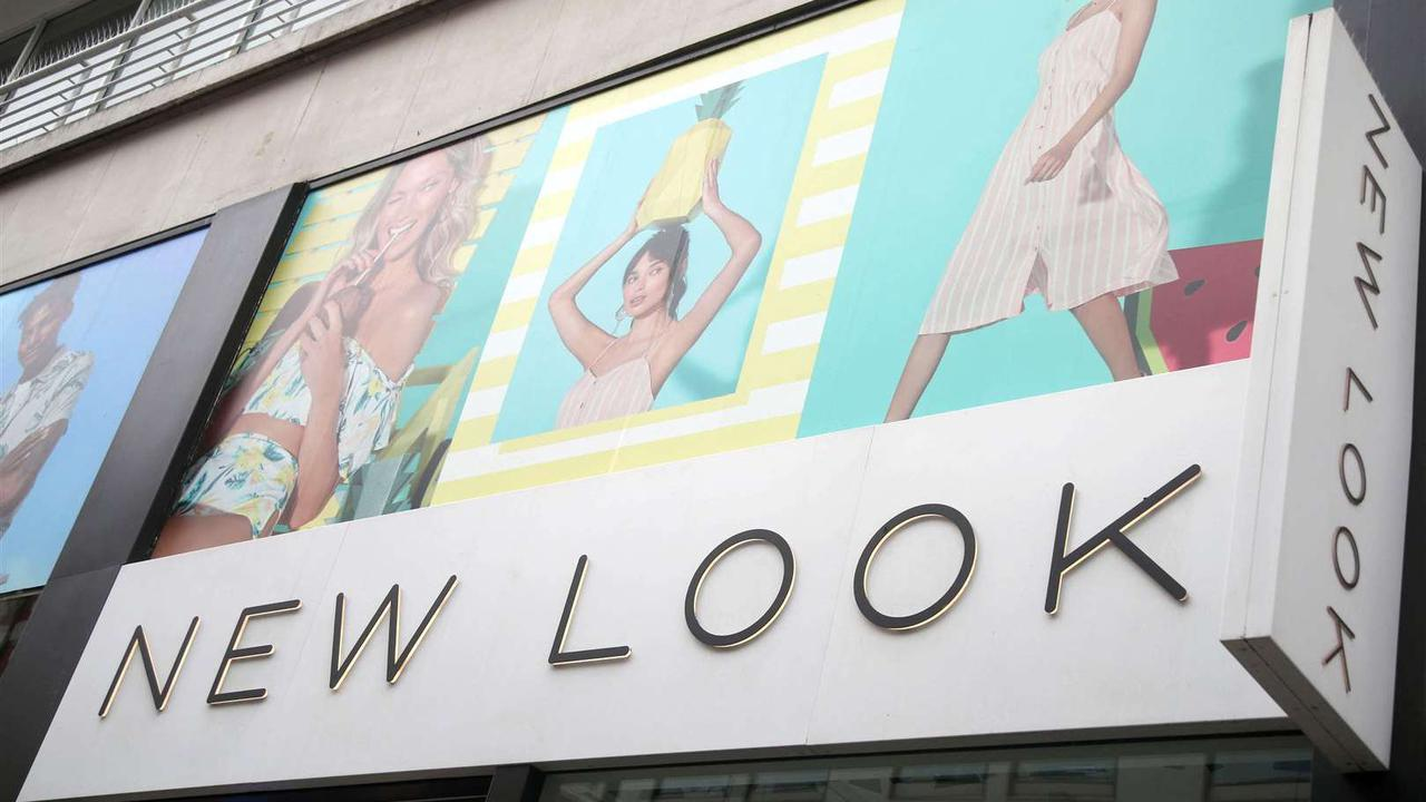 Sales rebound at New Look after restructuring