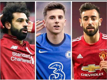 EPL: Table, Fixtures, Top Scorers, Clean Sheets And Assist Leaders Ahead Of Match Day 30