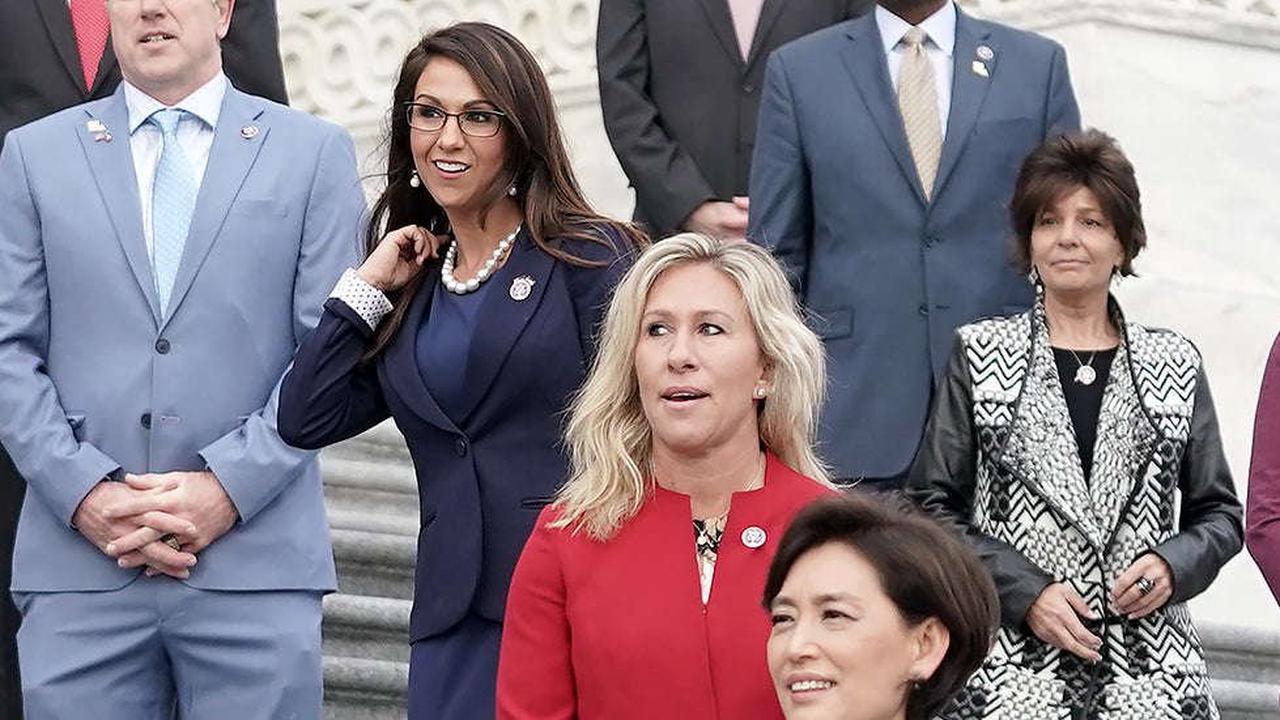 GOP women's group dismisses Greene and Boebert as 'carnival barkers'