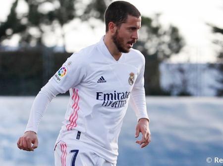 Chelsea Fans Call For His Return As Reports Claim Madrid Want To Sell Eden Hazard