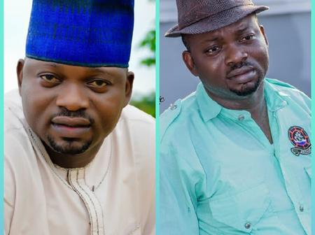 God of Story Changer: Once a Bakery Bread Cans Cleaner, Now A Popular Comic Actor, Adekola Tijani.