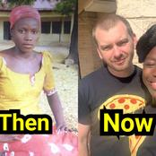 Meet The American Boyfriend Of A Chibok Girl Who Escaped and Relocated To America (Photos)