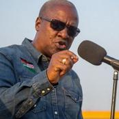 Ghana Will Be In Trouble If Mahama And NDC Decide To Take This Move