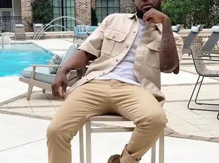 Spell the name of this celebrity backward, you will still get his name back. (Photos)