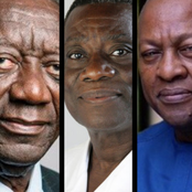 Hear what all the presidents of the 4th Republic of Ghana said about Lesbian and Homosexuality.