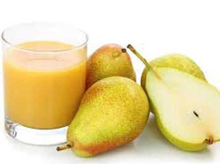 See How To Prepare Delicious Pear Juice For Your Family