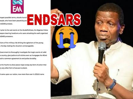 """""""The God of Adeboye is not Asleep""""- See The Message Pastor E. A. Adeboye Has for FG"""