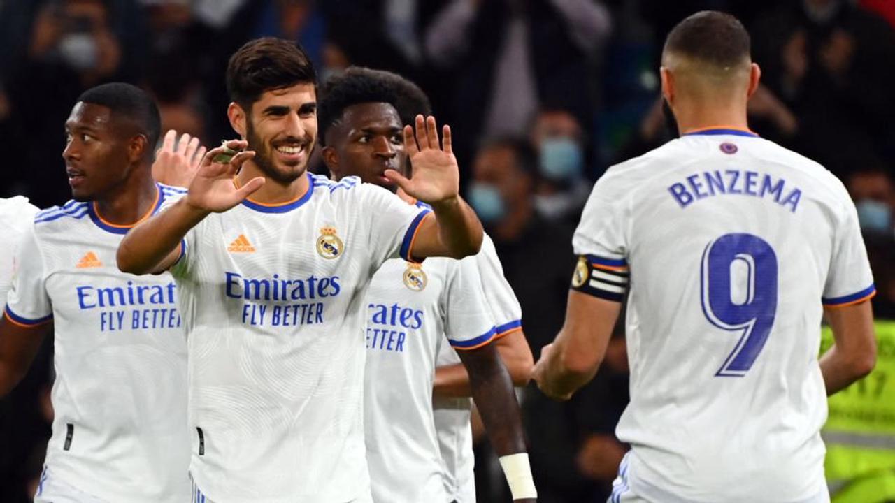 Real Madrid blast Mallorca on Asensio hat-trick, Benzema brace - Opera News