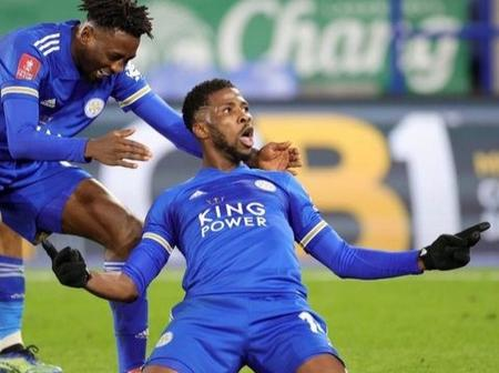 Super Eagles star reacts after he got a new contract from his European club