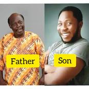 Remember Pa James of Papa Ajasco, Meet His Handsome Look-Alike Son Who is Also An Actor (Photos)