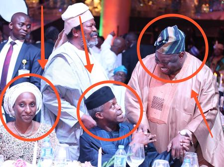 See What Dele Momodu Said About Osinbajo, His Wife And Aliko Dangote That Got Reactions