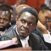 Nelson Havi's Statement to CJ Maraga Over His Letter Sparks Reactions
