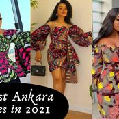 Check out 20 latest Ankara styles in 2021.
