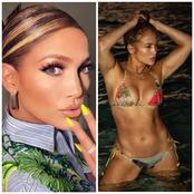 Jennifer Lopez Has Over 144 Million Followers On Instagram, See The Pictures She's Posting For Them