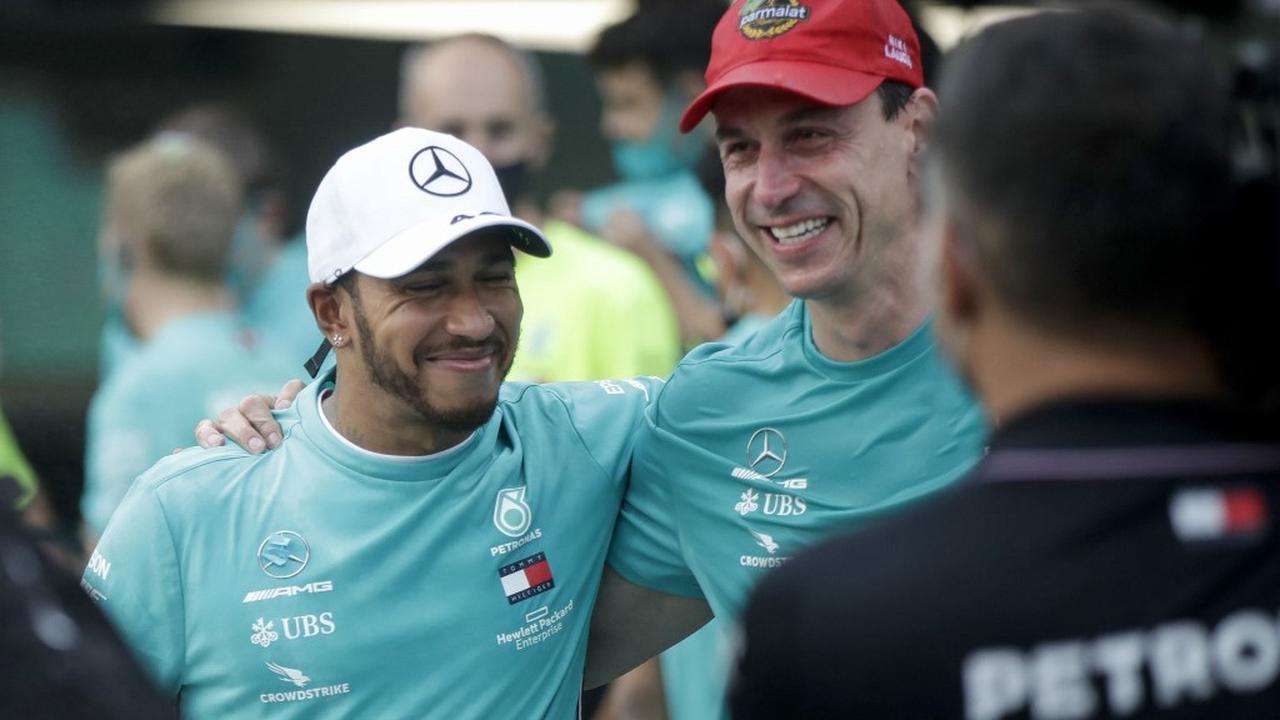 Wolff says Mercedes still fired up for success