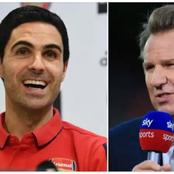 Arsenal Legend has likened Arteta to just another Jose Mourinho without the trophies